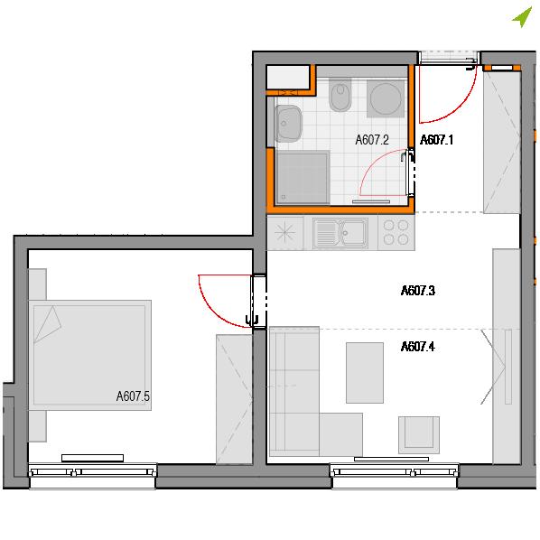detail bytu